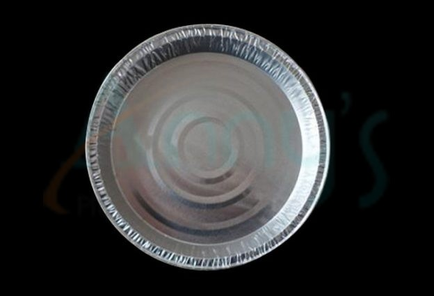 "8"" aluminum foil disposable pie pan, disposable foil pie tins"