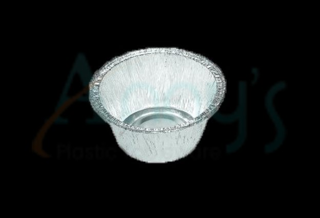 disposable tart cup, individual foil muffin cup